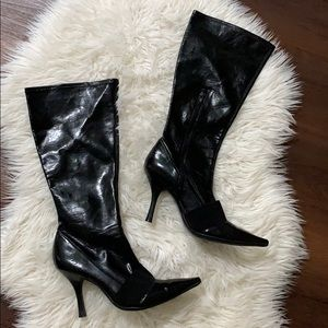 Gianni bini heeled boots